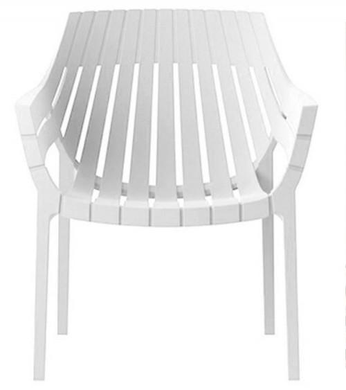 Silla Spritz lounge blanca