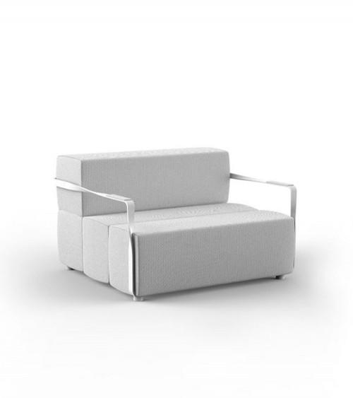 Butaca tablet lounge chair blanca